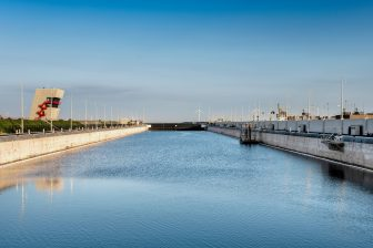 Zeesluis IJmuiden. Foto: Rijkswaterstaat