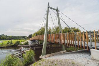 Michauxbrug. Foto: ipv Delft