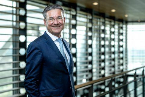 Maxime Verhagen, voorzitter Bouwend Nederland