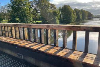 Tweede leven-brug Floriade. Foto: Dura Vermeer
