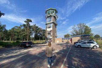 Bestrating Vliegbasis Soesterberg. Foto: provincie Utrecht
