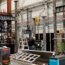 TNO Bouwinnovatie Lab. Foto: Joni Israeli