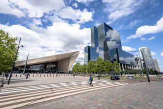 Rotterdam Centraal. Foto: Jan Kok / ProMedia