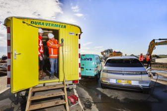 Pilot bouwkeet Dura Vermeer